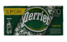 PERRIER SLIM CAN ΑΝΘΡΑΚΟΥΧΟ ΝΕΡΟ 10 X 250 ML